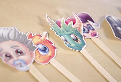 DIY - Marionnettes faciles à créer