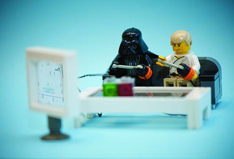 Bonne fête à tous les papas Geek !