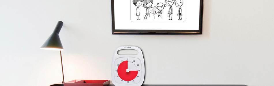 L'application Timer pour comprendre la notion du temps