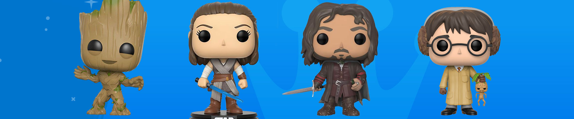 Figurines Funko - Pop!