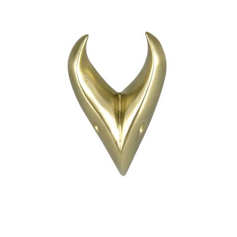 Dragon du Loch - pendentif bronze