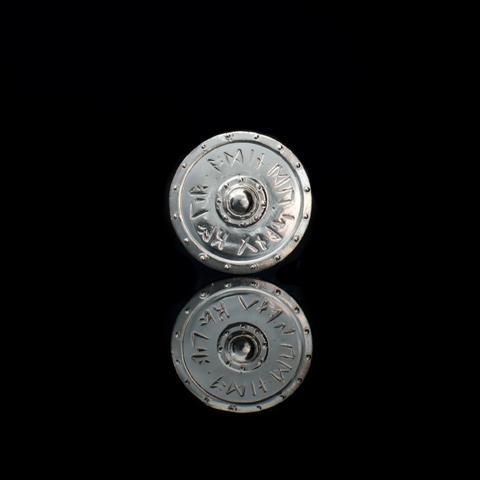 Bouclier Viking pendentif