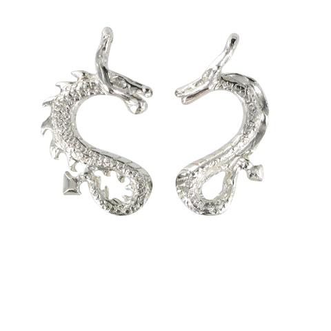 Dragons Amoureux - Duo de pendentifs