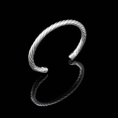 Bracelet câble Viking - argent 925ème