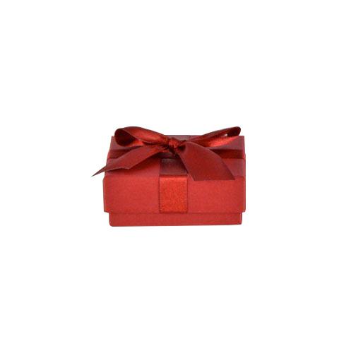 Boite écrin cadeau pour pendentif ou boucles d'oreilles