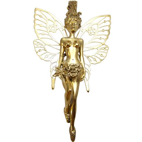 Bronze du Griffon - pendentif Fée Pistille