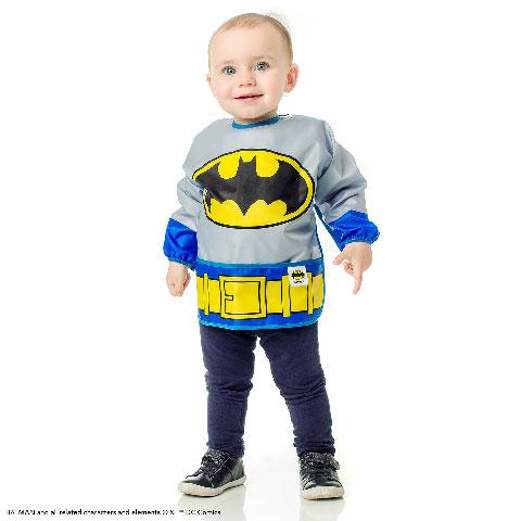 Bavoir-tablier déguisement Batman