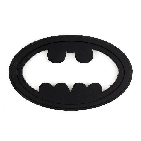 Anneau de dentition en silicone Batman