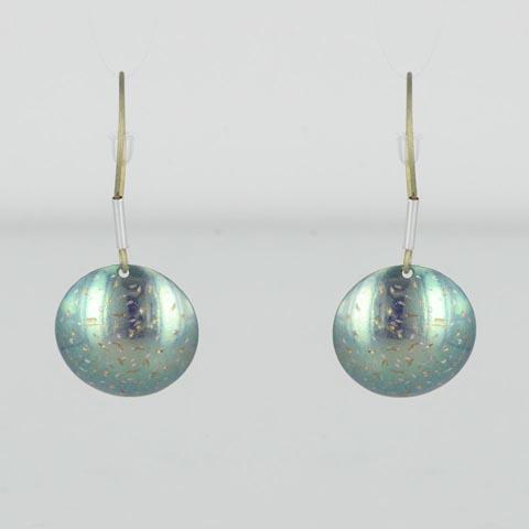 Venus  - boucles d'oreilles en titane