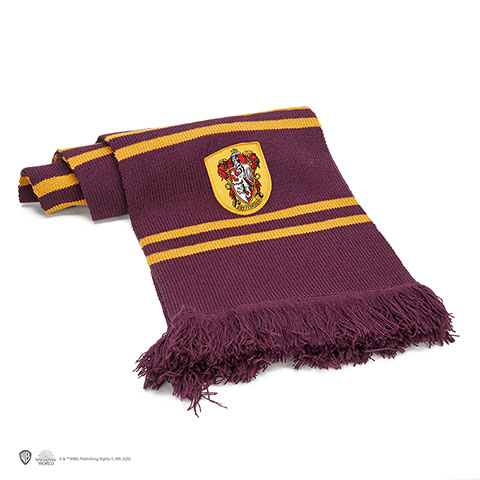 Echarpe - Gryffondor pourpre et or - Harry Potter
