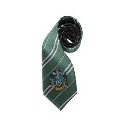 Cravate - Serpentard - Harry Potter