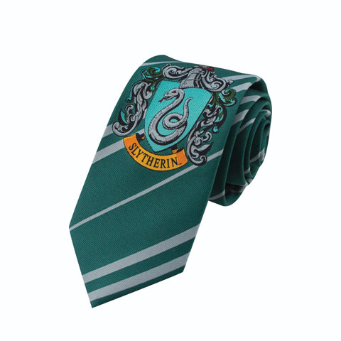 Cravate pour enfants - Serpentard - Harry Potter