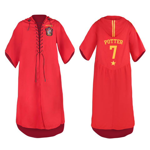 Robe de Quidditch personnalisable KIDS - Gryffondor - Harry Potter