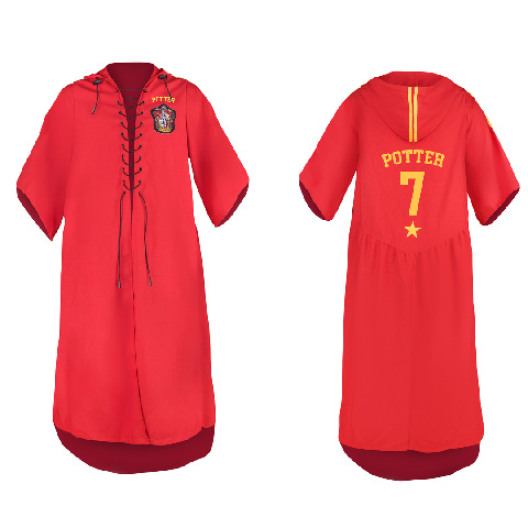 Robe de Quidditch personnalisable - Gryffondor - Harry Potter