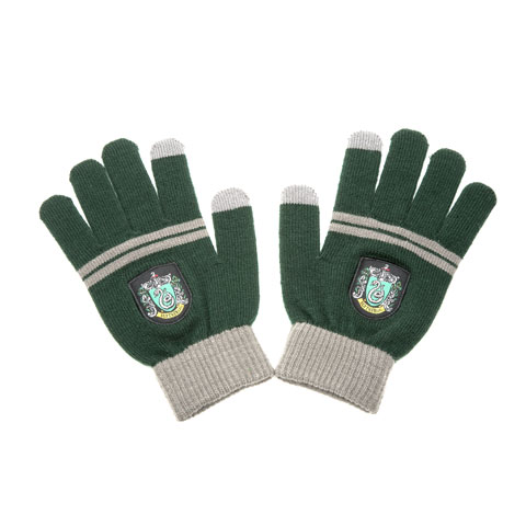 Gants tactiles - Serpentard - Harry Potter