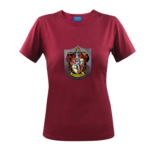 T-Shirt  Hermione - Supporter de Quidditch - Harry Potter