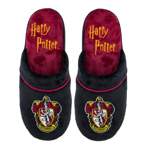 Pantoufles Gryffondor taille S/M - Harry Potter