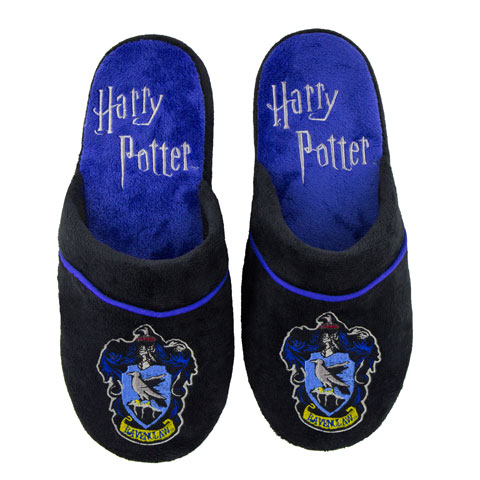Pantoufles Serdaigle taille M/L - Harry Potter