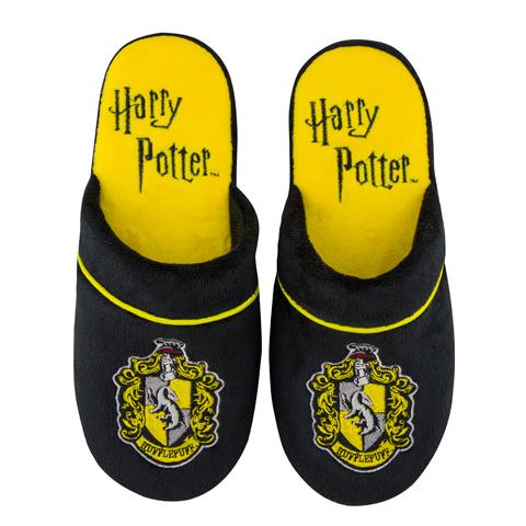 Pantoufles Poufsouffle taille M/L - Harry Potter