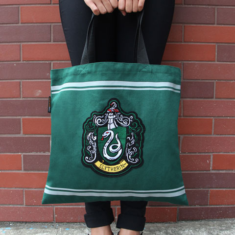 Sac en toile - Serpentard - Harry Potter