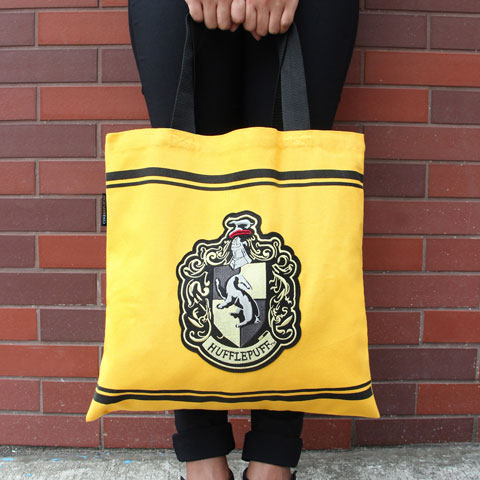 Sac en toile - Poufsouffle - Harry Potter