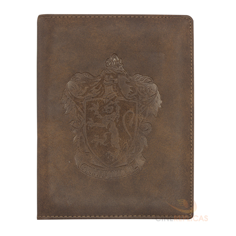 Couvre passeport Gryffondor (portefeuille) - Harry Potter