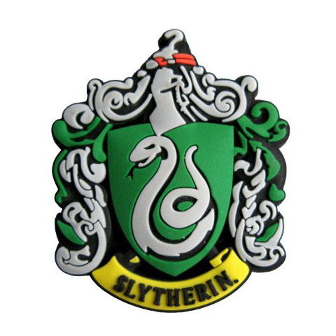 Magnet - Logo maison Serpentard - Harry Potter