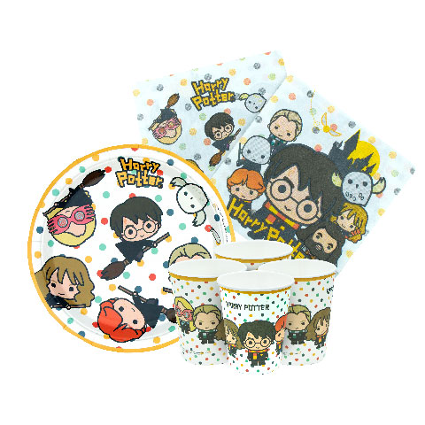 Pack anniversaire Harry Potter Kawaii
