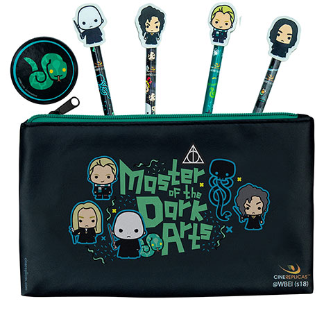 Set de papeteries kawaii - Dark Art