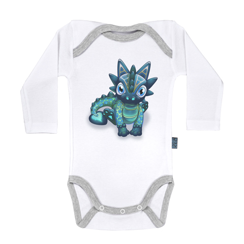 Bébé Dragon - Joli Coeur