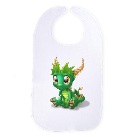 Bébé Dragon - Émeraude
