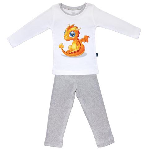 Bébé Dragon - Ambre