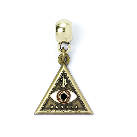 Pendentif Charm Œil triangle