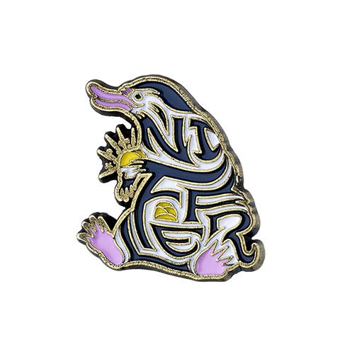 Pin's Niffleur émaillé