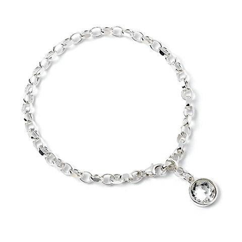 Bracelet avec cristal de Swarovski