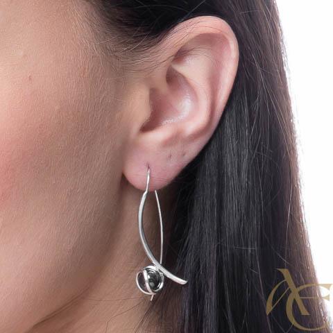 Nélune - Boucles d'oreilles