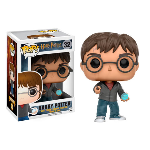Pop! Harry Potter et la prophétie N°32