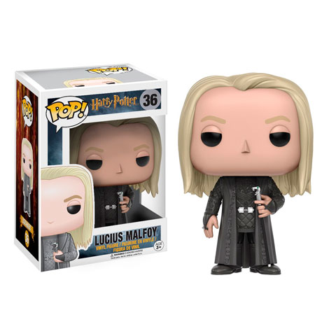 Pop! Lucius Malefoy - Harry Potter N°36