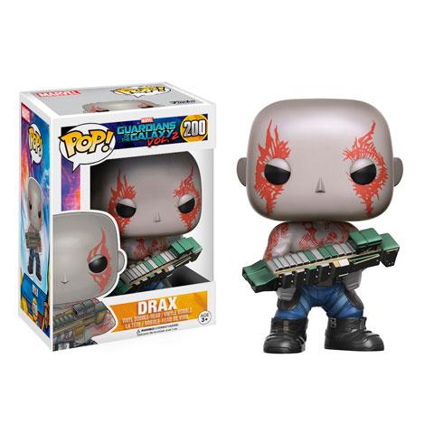 Pop! Drax - Les gardiens de la Galaxie