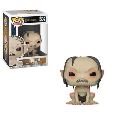 Pop! Gollum - Le Seigneur des Anneaux N°532