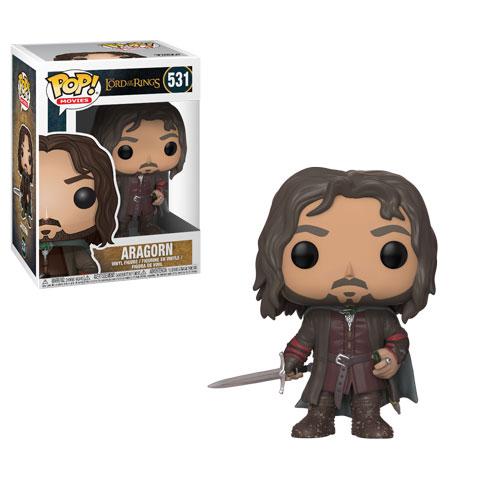 Pop! Aragorn - Le Seigneur des Anneaux N°531