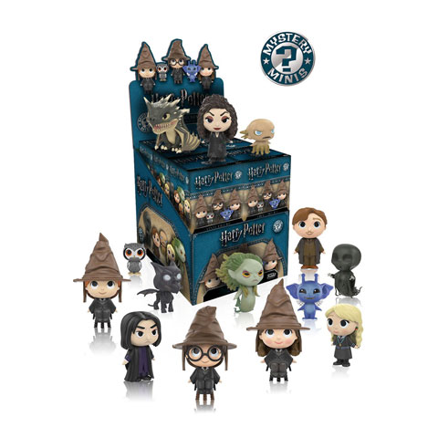 Figurine vinyle Mystery Mini Licence Harry Potter - Série 2