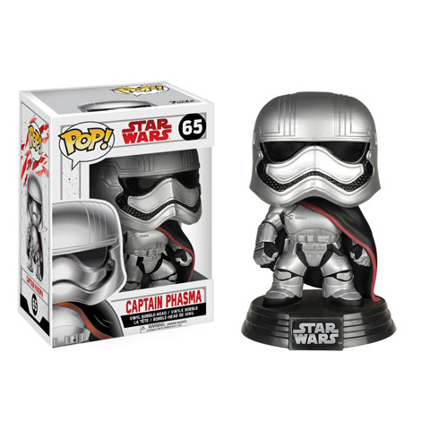 Pop! Capitaine Phasma - Star Wars N°65