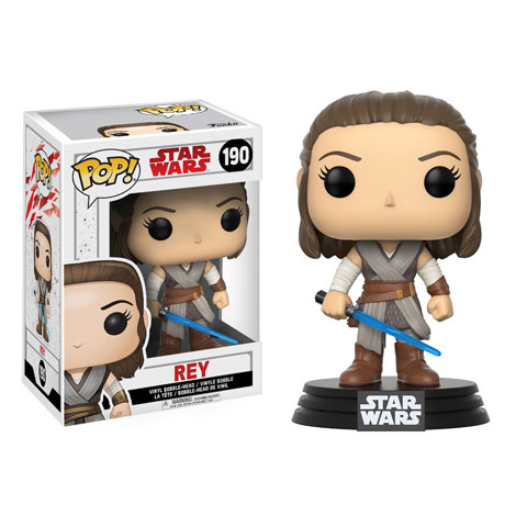 Pop! Rey - Star Wars N°190