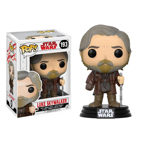 Pop! Luke Skywalker - Star Wars N°193