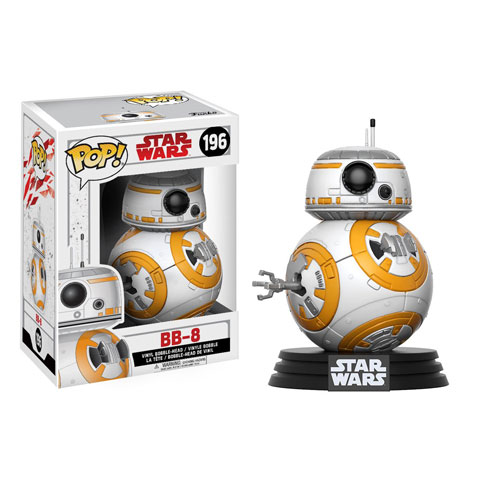 Pop! BB-8 - Star Wars N°196