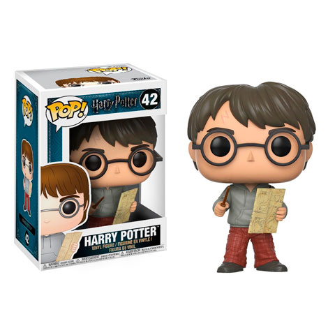 Pop! Harry Potter et la carte du maraudeur N°42