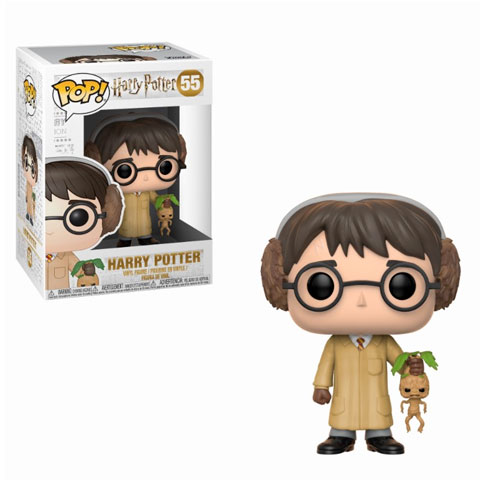Pop! Harry en tenue d'herbologie - Harry Potter N°55