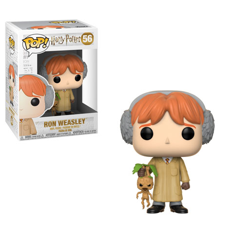 Pop! Ron en tenue d'herbologie - Harry Potter N°56