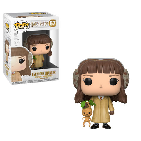 Pop! Hermione en tenue d'herbologie - Harry Potter N°57